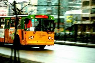 В Смоленске общественный транспорт в новогоднюю ночь будет ходить до 4 утра