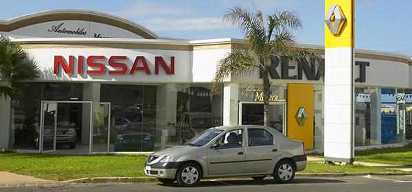 Nissan может расторгнуть договор с Renault