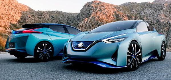 Nissan построит электрокар с двигателем внутреннего сгорания