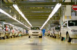 Украина введет заградительные пошлины на российские автомобили