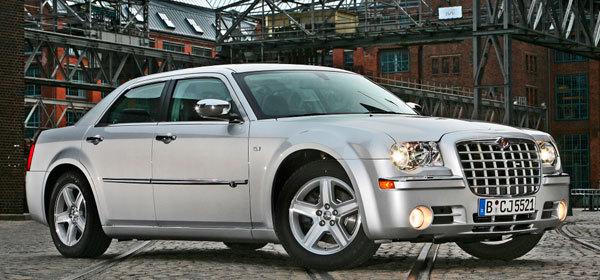 В России отзовут седаны Chrysler
