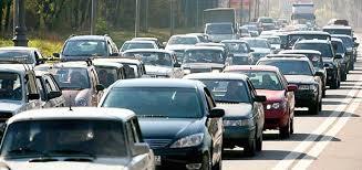 В Смоленске на Багратиона из-за аварии образовалась пробка