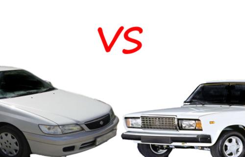 Какой автомобиль купить? Отечественный или иномарку?
