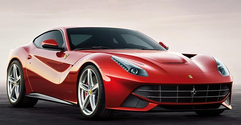 Описание автомобильной марки Ferrari