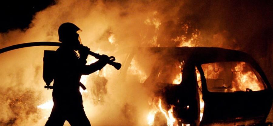 В Смоленской области мужчина погиб в загоревшейся машине