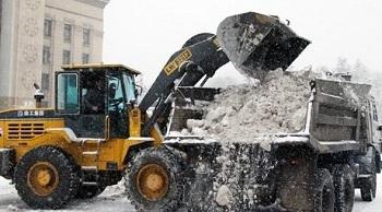 Чистить Смоленск от снега будет более 90 спецмашин