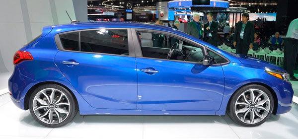 Kia оснастила обновленный Cerato новым мотором