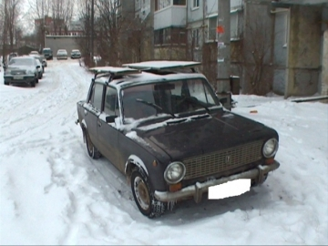 В Смоленске полиция задержала угонщиков раньше, чем владелец обнаружил пропажу автомобиля