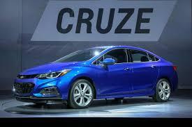 Chevrolet приступил к испытаниям гибридного седана Cruze