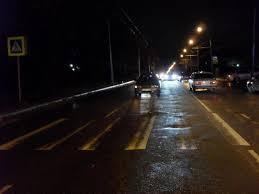 Водитель Honda Civic сбил девушку в райцентре в Смоленской области
