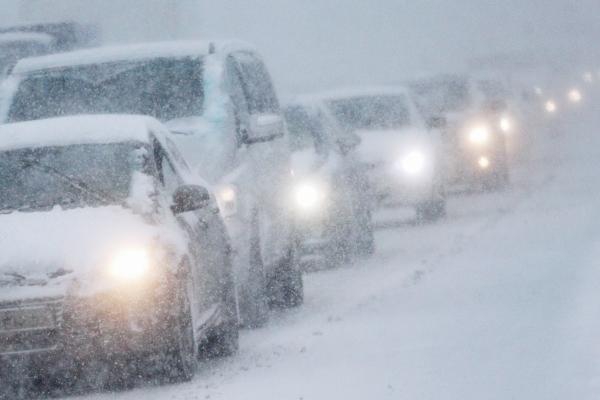 Госавтоинспекция предупреждает смолян об ухудшении погоды