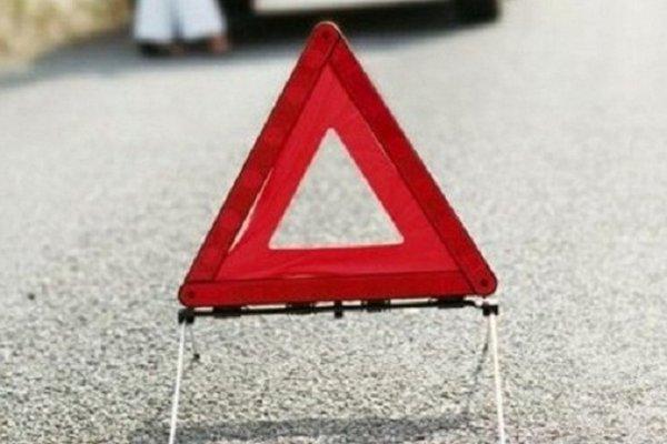 В аварии под Смоленском пострадал 2-летний ребёнок