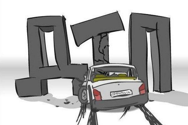 В Смоленской области в результате столкновения с опорой ЛЭП погиб водитель