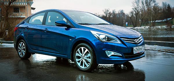 Hyundai поднял цены на Solaris