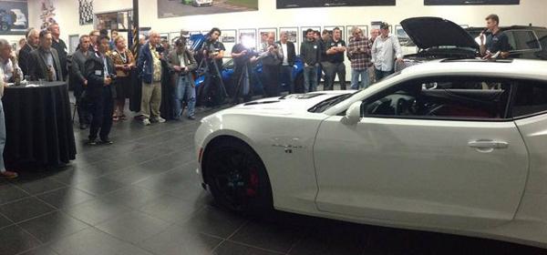 Chevrolet Camaro добавили мощности