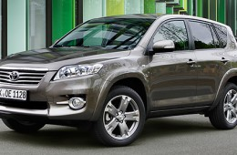Toyota отзовет в России почти 150 тысяч кроссоверов RAV4
