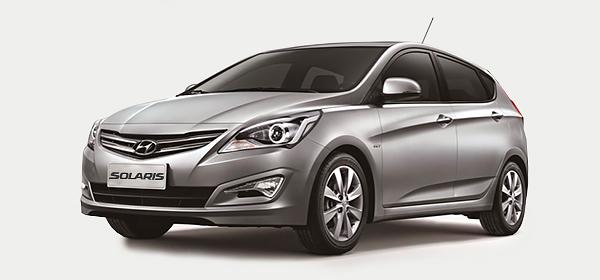 Завод Hyundai в Санкт-Петербурге снимет с производства хетчбэк Solaris