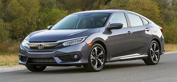 Honda остановила продажи нового Civic с 2,0-литровым мотором