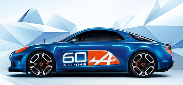Названа дата премьеры нового спорткара Renault Alpine