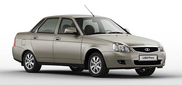 Названы цены на самую дешевую Lada Priora