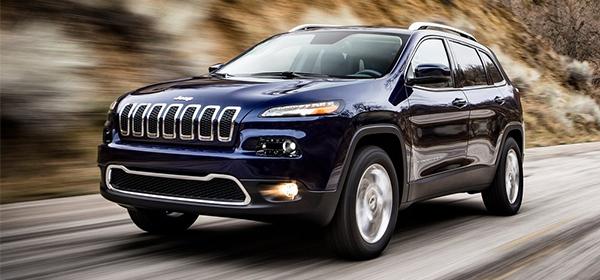 Jeep отзывает в России более 1000 автомобилей