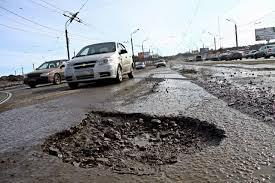 В Духовщинском районе Смоленской области дороги не соответствуют требованиям безопасности