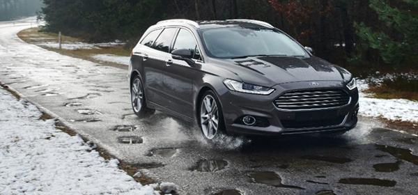 Для испытаний автомобилей Ford построили самую плохую дорогу в мире