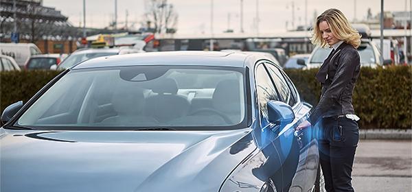 Volvo начнет выпуск автомобилей без ключей в 2017 году