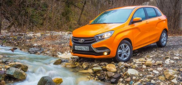 АвтоВАЗ начнет поставки Lada в Сирию