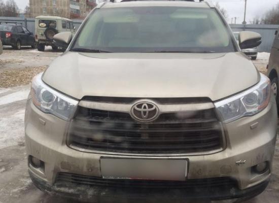 В Смоленской области сотрудники МУРа задержали угонщика