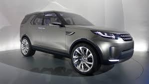 Новое поколение Land Rover Discovery получит версию для тяжелого бездорожья