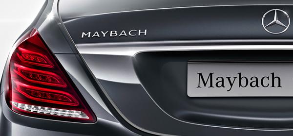 Кроссовер Maybach построят на платформе нового поколения