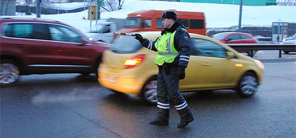 Закон об опасном вождении появится в мае