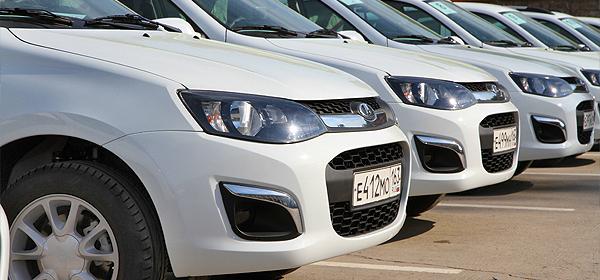 Lada вошла в пятерку самых продаваемых автомобилей на Украине