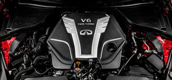 Infiniti начала производство нового битурбированного двигателя