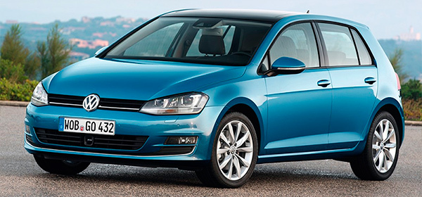 В России отзывают Volkswagen Golf и Audi A3