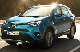 Toyota RAV4 будут выпускать в Санкт-Петербурге