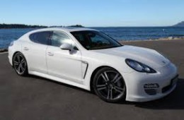 Новую Porsche Panamera покажут осенью