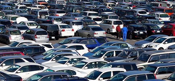 В России продажи подержанных автомобилей выросли на 10,9%