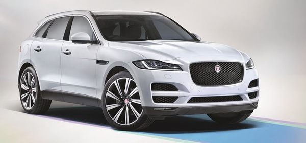 Jaguar назвал российские цены на свой первый кроссовер