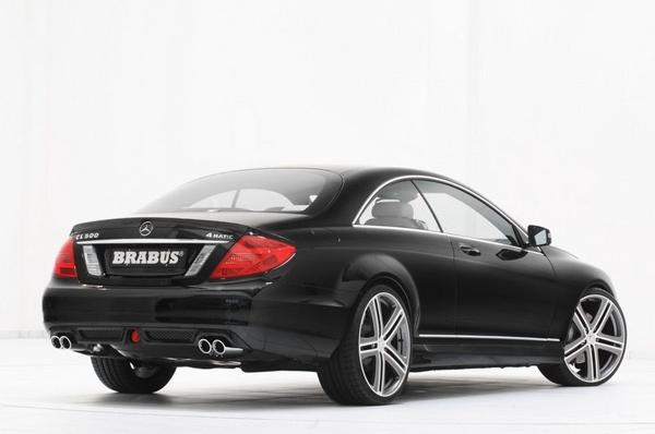 Уникальное авто на базе Mercedes-Benz CL500 от ателье Excalibur