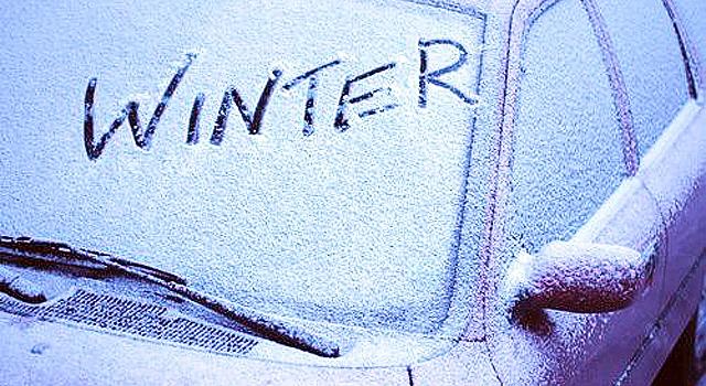 Автомобили. Уход в зимний период