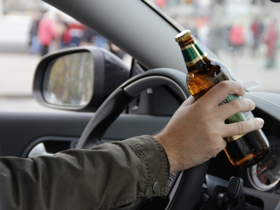 Лишенный водительских прав смолянин дважды за месяц попался пьяным за рулём