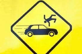 В Смоленской области пешеход на «зебре» попал под колёса иномарки