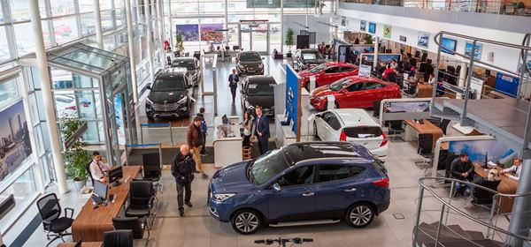 Во второй половине марта 10 автопроизводителей изменили цены в России