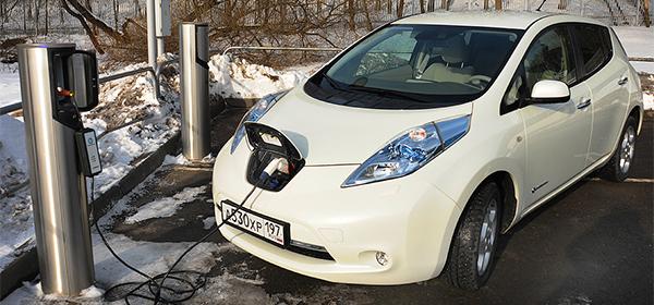 В России насчитали меньше тысячи электрокаров