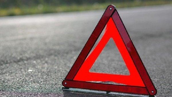В Смоленске «Форд» столкнулся с полицейским автомобилем