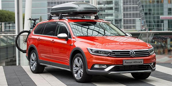 Volkswagen назвал российские цены на универсал Passat