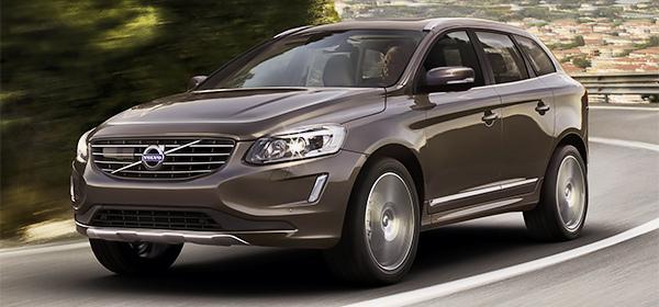 Volvo отзывает более 3 тысяч автомобилей в России