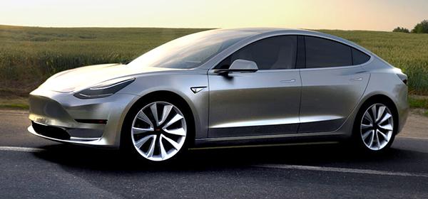 Tesla получила 325 тысяч предзаказов на Model 3